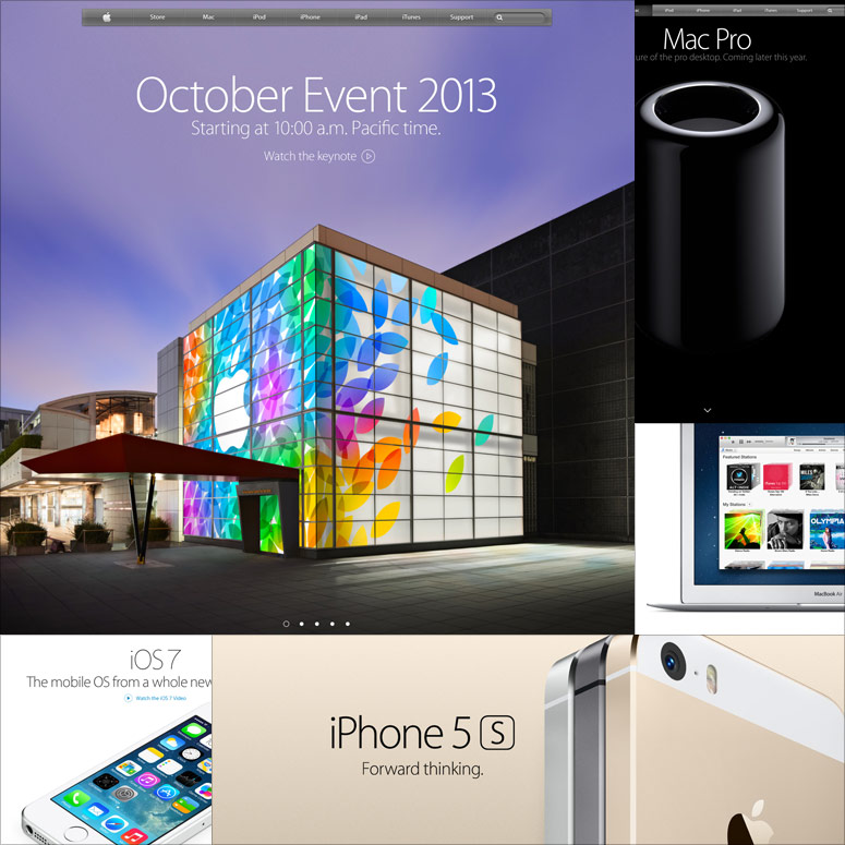 SiteoftheWeek: Apple