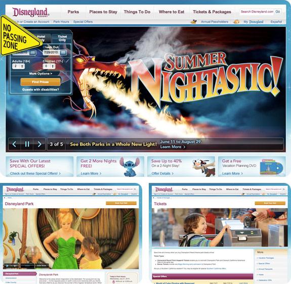 SiteoftheWeek: Disneyland.com