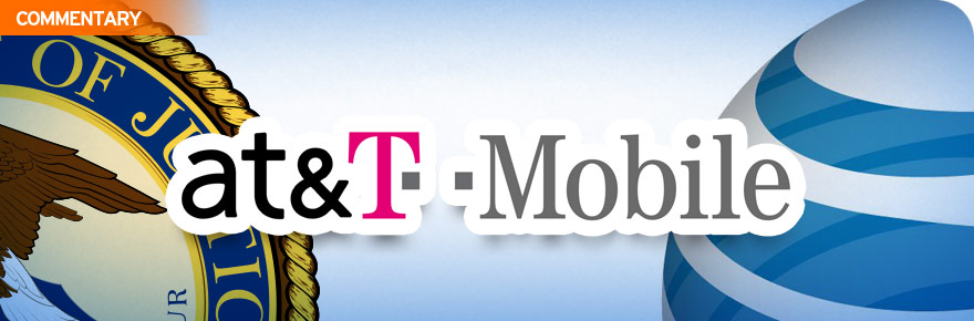 Competition: The Department of Justice's Weak Excuse To Stop the AT&T-Mobile Merger