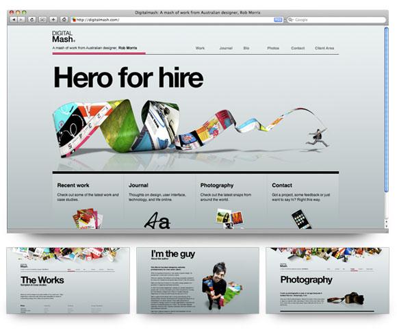 SiteoftheWeek: Digitalmash